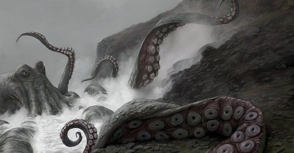 KRAKEN-sea-monster