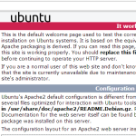 Ubuntu in Azure