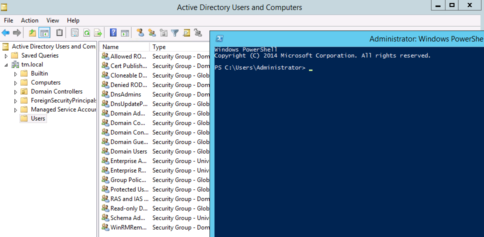 Powershell AD Group Management